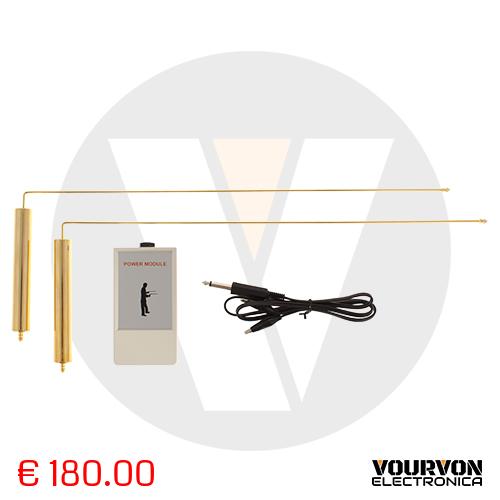 GDI L Rods Dowsing Equipment - Vourvon Electronica